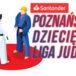 plakat zawody judo