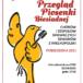 Afisz XIX Przegląd Piosenki Biesiadnej Chórów i Zespołów Śpiewaczych Seniorów z Wielkopolski.