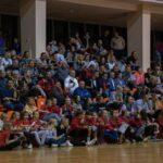 mecz koszykarek Lidera