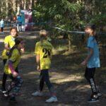 szkolne biegi przełajowe