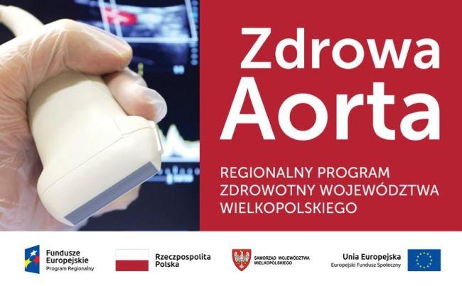 program zdrowa aorta plakat