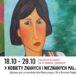 Afisz wystawy w Rotundzie